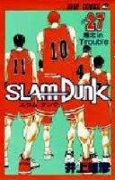 couverture, jaquette Slam Dunk 27  (Shueisha) Manga