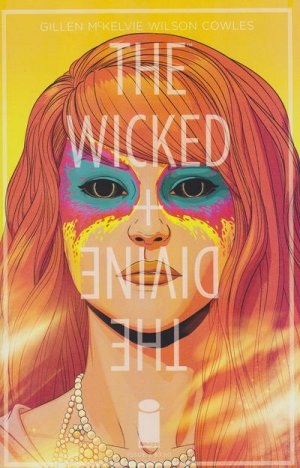 The Wicked + The Divine # 2 Issues (2014 - Ongoing)