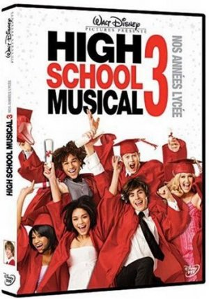 High School Musical 3 : nos années lycée édition Simple