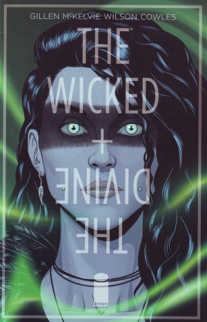 The Wicked + The Divine # 3 Issues (2014 - Ongoing)