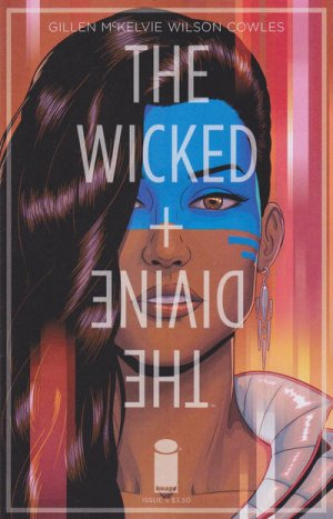 The Wicked + The Divine # 5 Issues (2014 - Ongoing)