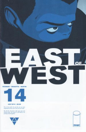 East of West # 14 Issues (2013 - Ongoing)