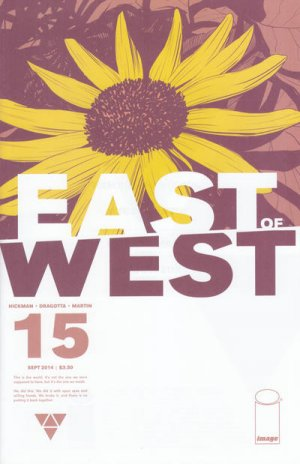 East of West # 15 Issues (2013 - Ongoing)
