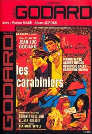 Les carabiniers édition Simple