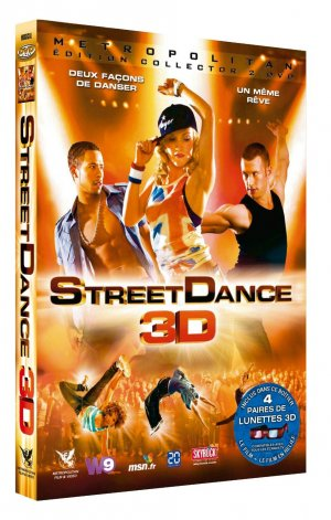 StreetDance 3D édition Edition Collector