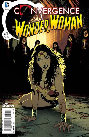 Convergence - Wonder Woman # 1 Issues