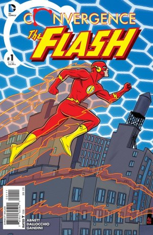 Convergence - The Flash édition Issues