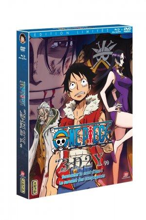 One Piece - 3D2Y édition Édition Limitée - Combo Blu-ray + DVD