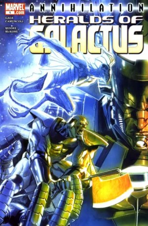 Annihilation - Heralds Of Galactus édition Issues (2007)