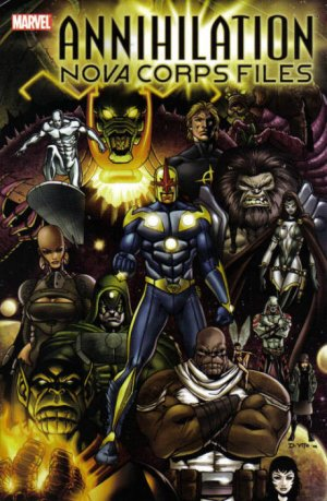 Annihilation - The Nova Corps Files édition Issue (2006)