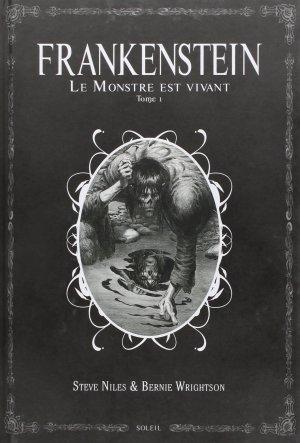 Frankenstein, le monstre est vivant édition TPB hardcover (cartonnée)