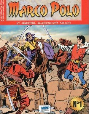 Marco Polo 1 - La piste blanche