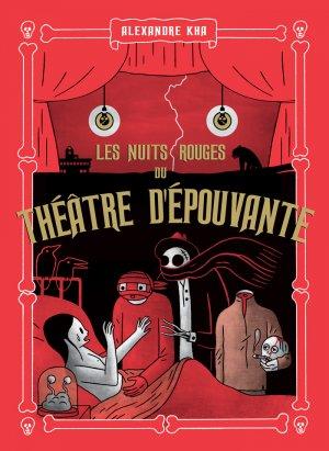 Les nuits rouges du Théâtre d'Epouvante édition Simple