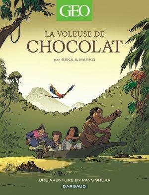 La voleuse de chocolat édition simple