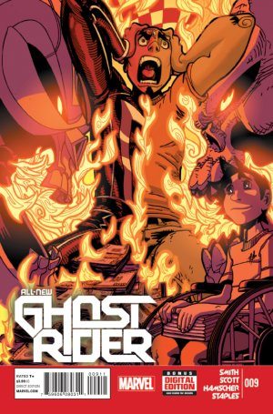 All-New Ghost Rider # 9 Issues (2014 - 2015)