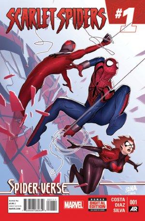 Scarlet Spider édition DOUBLON (Série Scarlet Spiders)