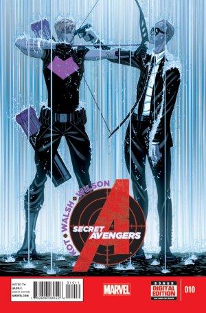 Secret Avengers # 10 Issues V3 (2014 - 2015)