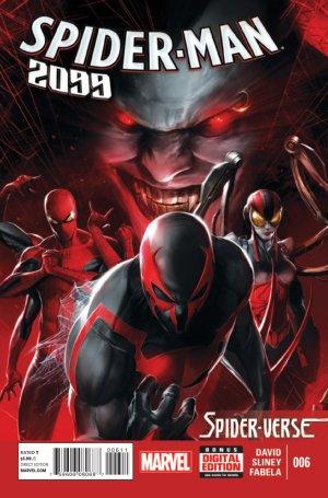 Spider-Man 2099 # 6 Issues V2 (2014 - 2015)