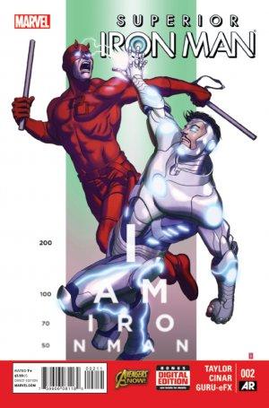 Superior Iron Man # 2 Issues V1 (2014 - 2015)