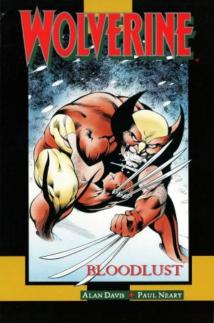 Wolverine - Bloodlust édition TPB softcover (souple)