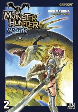 Monster Hunter Orage T.2