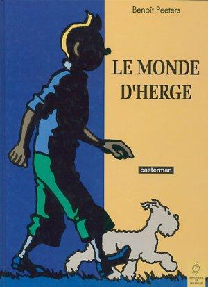 Le monde d'Hergé édition Réédition