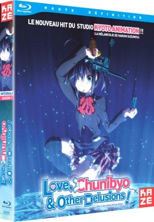 Love, Chûnbyô, and Other Desilusions! édition Intégrale - Blu Ray - Saison 1