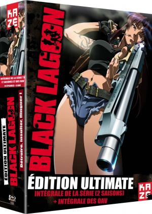 Black Lagoon Ultimate édition Intégrale Ultimate - Blu-Ray