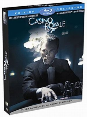 Casino royale édition Deluxe