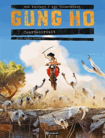 Gung Ho # 4