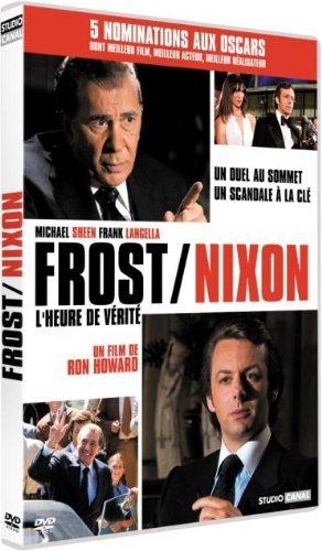 Frost / Nixon, l'heure de vérité édition Simple