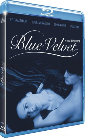 Blue Velvet édition Simple