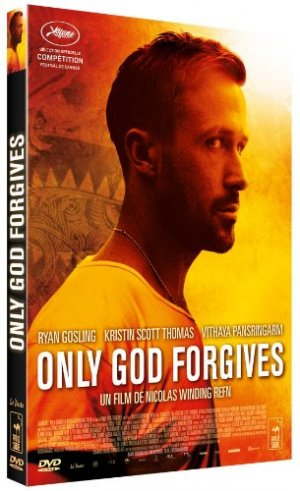 Only God Forgives édition Simple