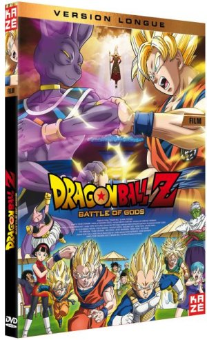 Dragon Ball Z - Film 14 - Battle of gods édition Simple