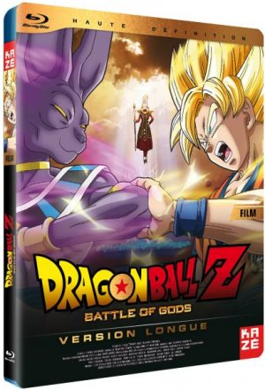 Dragon Ball Z - Film 14 - Battle of gods