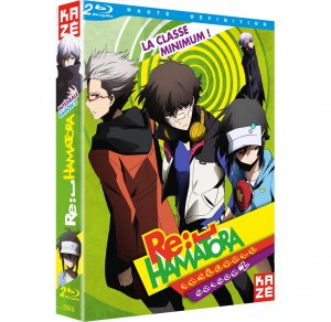 Re: Hamatora édition Intégrale - Blu Ray