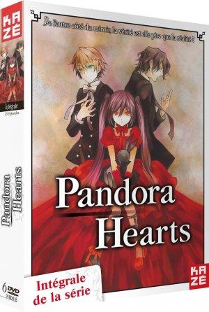 Pandora Hearts édition Intégrale Slim