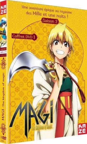 Magi - The Kingdom of Magic édition Intégrale - Saison 2