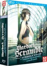 Mardock Scramble - Intégrale des films édition Intégrale - Blu Ray