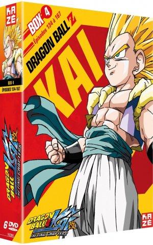 Dragon Ball Z Kai Collector 4 Série TV animée