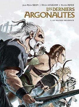 Les derniers argonautes 1 - Le silence des dieux