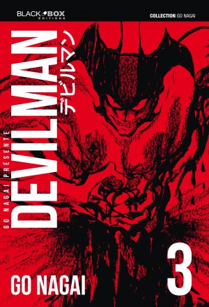 devilman T.3