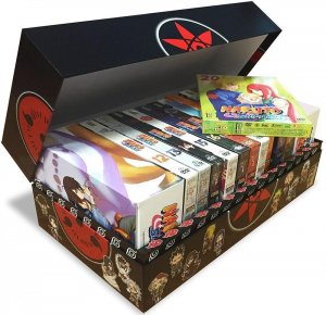 Naruto Shippûden édition Intégrales collector