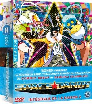 Space Dandy - Saison 2 édition Intégrale