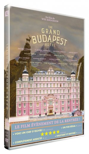 The Grand Budapest Hotel édition Simple