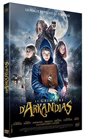 couverture, jaquette Le Grimoire d'Arkandias   - Le Grimoire d'Arkandias (UGC Vidéo) Film