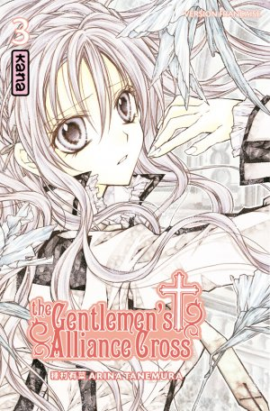 couverture, jaquette The Gentlemen's Alliance Cross 3  (kana)