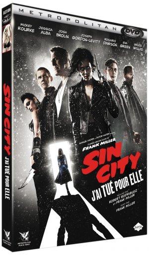 Sin City : j'ai tué pour elle édition Simple