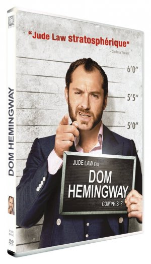 Dom Hemingway édition Simple