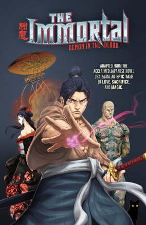 The Immortal - Demon in the Blood édition TPB softcover (souple)